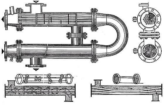 водоводяной теплообменник